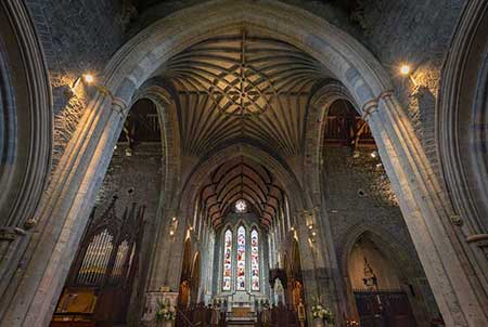 St Canice's Cathedral Kilkenny