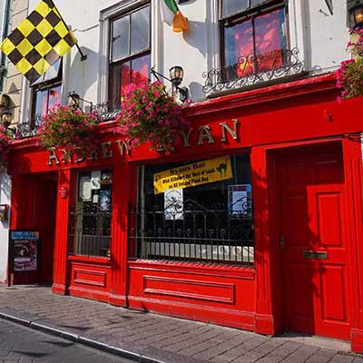 Andrew Ryan's Bar Kilkenny